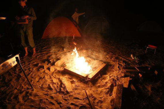 Camp in Shobara