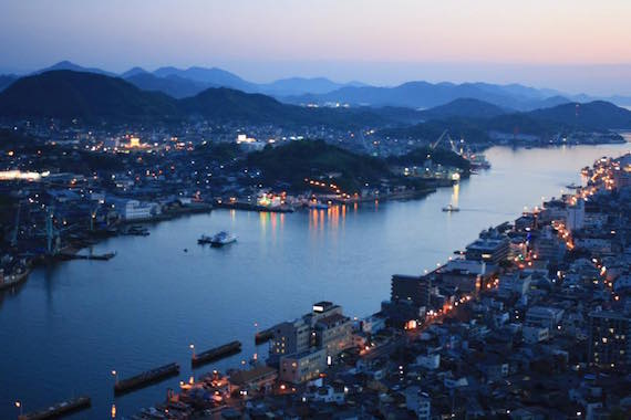 浄土寺山からの風景