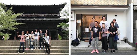 5月、新緑の京都を巡る〈卒業生・作品集〉