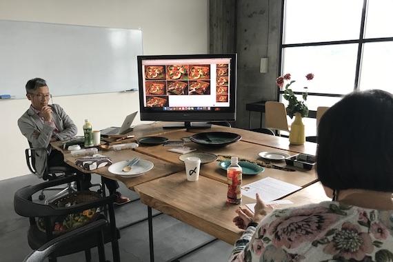 盛り付けデザイン学<クリエイティブ・クラス>講義レポート『デザインはお皿の上にとどまらない』